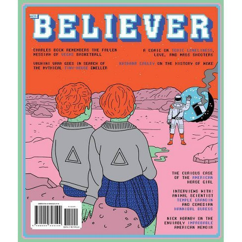 The Believer, Issue 123 - (Paperback) - image 1 of 1