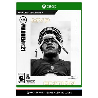 Madden NFL 21: MVP Edition - Xbox One/Series X