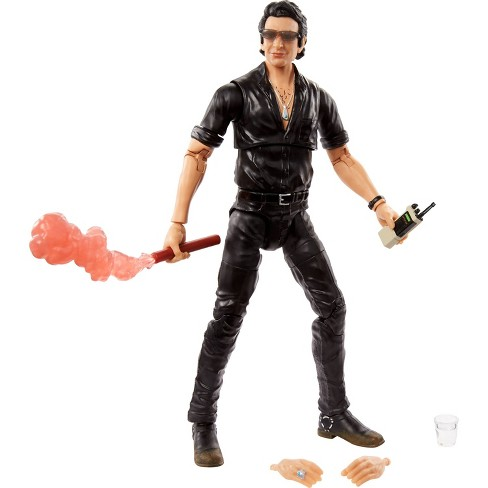Jurassic World Amber Collection Dr. Ian Malcolm Figure - image 1 of 4