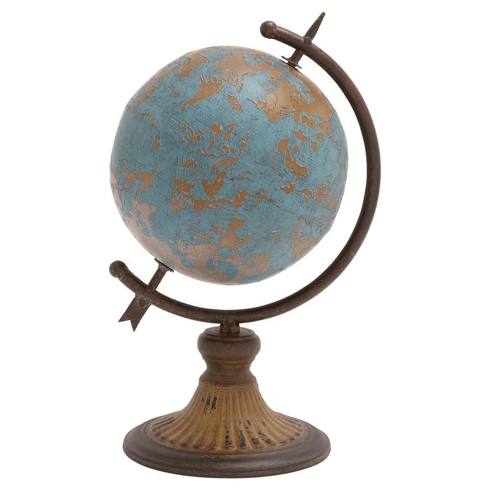 Nautical Stylized Globe (14) - Olivia & May