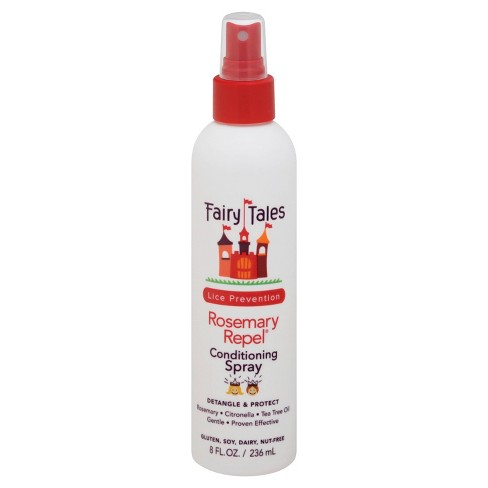 Fairy Tales Rosemary Repel Lice Prevention Conditioning Spray - 8 fl oz - image 1 of 4