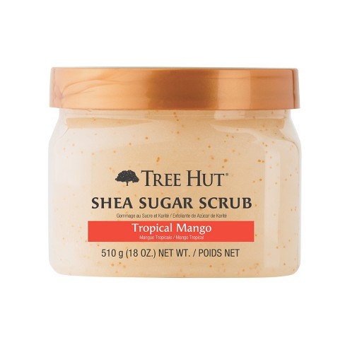 Moroccan Rose Shea Sugar Scrub by tree hut #3