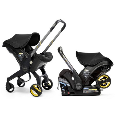 Doona Car Seat & Stroller - Nitro Black