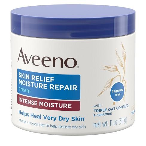 Aveeno Skin Relief Moisture Repair Cream - 11oz - image 1 of 4