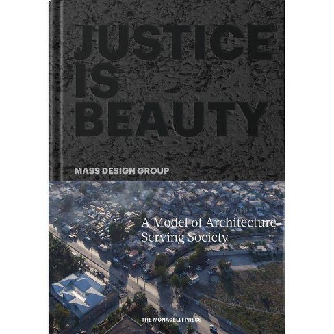 Justice Is Beauty - by  Michael Murphy & Alan Ricks (Hardcover) - image 1 of 1