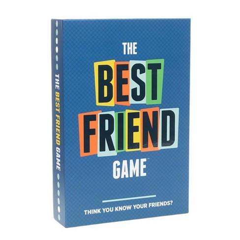 Friends your best 40 Questions