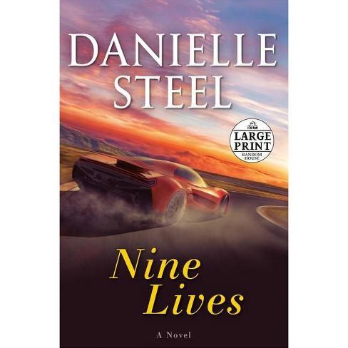 Nine Lives - Large Print by  Danielle Steel (Paperback) - image 1 of 1