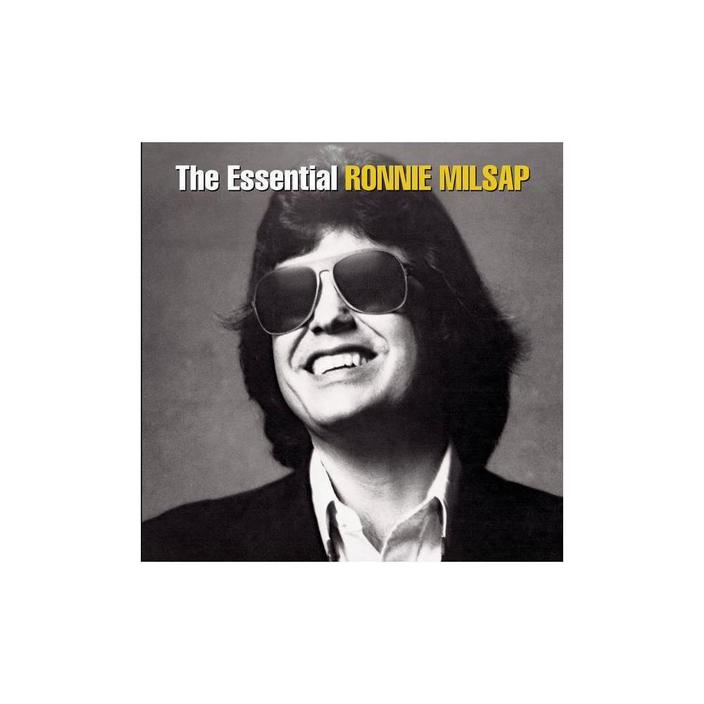 Ronnie Milsap - Essential Ronnie Milsap (CD) Top