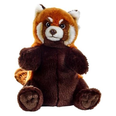 Lelly National Geographic Red Panda Stuffed Hand Puppet Target