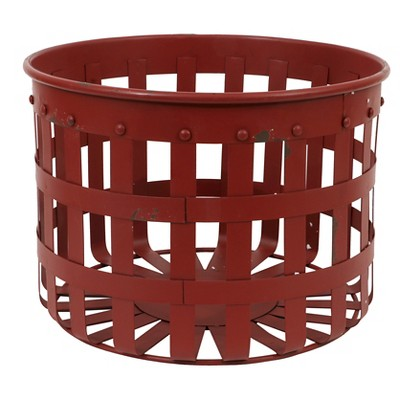 Madison Decorative Basket Red - Beekman 1802 FarmHouse™