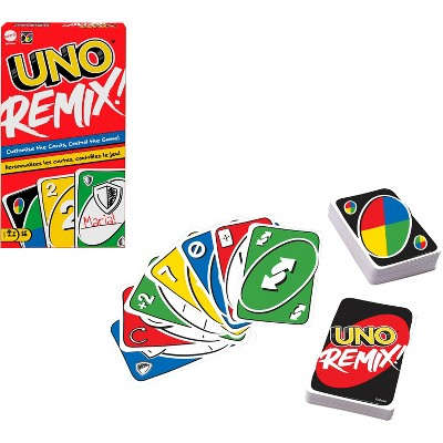UNO Remix Card Game