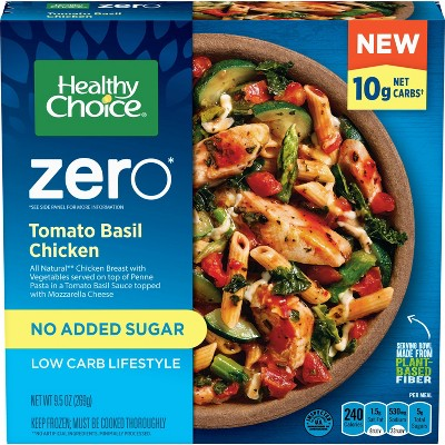 Healthy Choice Zero Frozen Tomato Basil Chicken - 9.5oz