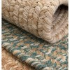 Tremont Braided Area Rug - Oatmeal - (10'x13') - Colonial Mills - image 3 of 4