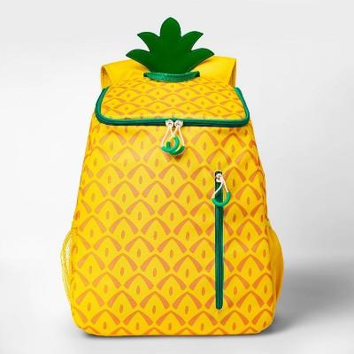 26qt Backpack Cooler Pineapple - Sun Squad™