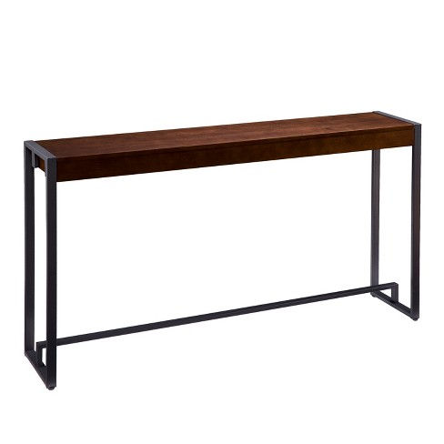 Macen Console Gunmetal - Holly & Martin - image 1 of 6
