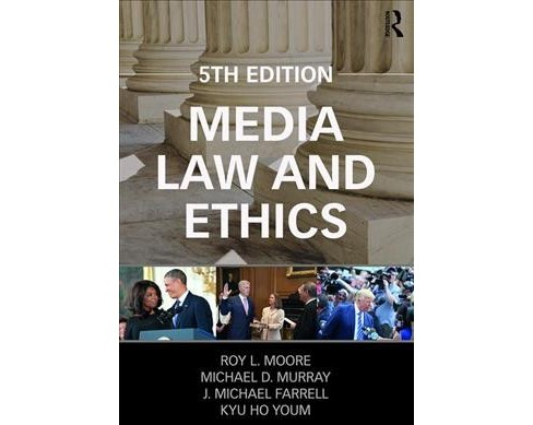 Media Law and Ethics -  (Paperback) - image 1 of 1