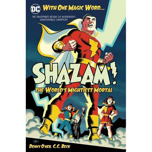 Shazam: The World's Mightiest Mortal Vol. 1 - by  Dennis O'Neil (Hardcover) - image 1 of 1