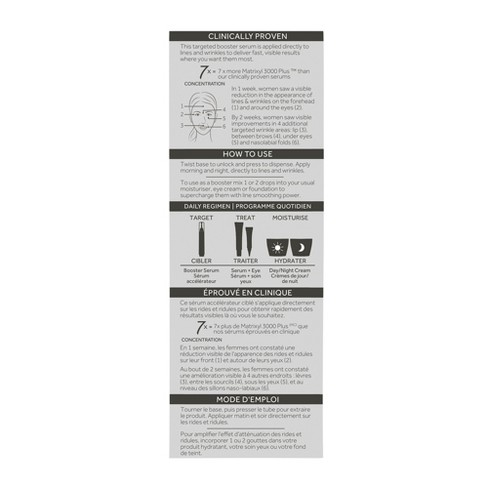 No7 Laboratories Line Correcting Booster Serum - 0 5oz