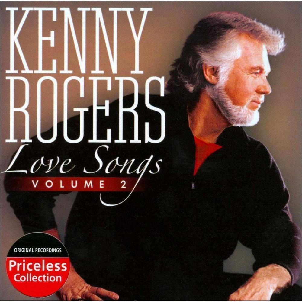 Kenny Rogers - Love Songs Vol 2 (CD)