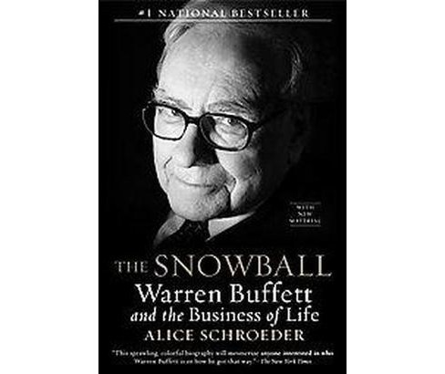 The Snowball (Updated) (Paperback) by Alice Schroeder - image 1 of 1
