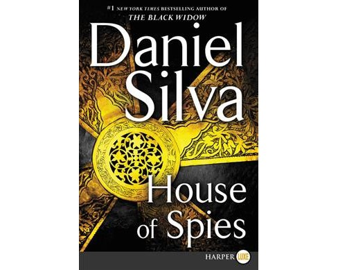 House of Spies -  (Gabriel Allon) by Daniel Silva (Paperback) - image 1 of 1