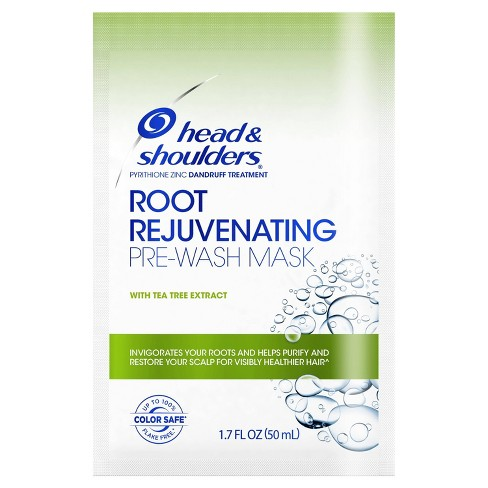Head & Shoulders Root Rejuvenating Pre-Wash Mask with Tea Tree Extract - 1.7 fl oz - image 1 of 2