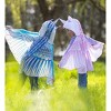 Translucent Fabric Unicorn Wings for Kids Dress Up & Pretend Play - HearthSong - image 2 of 2