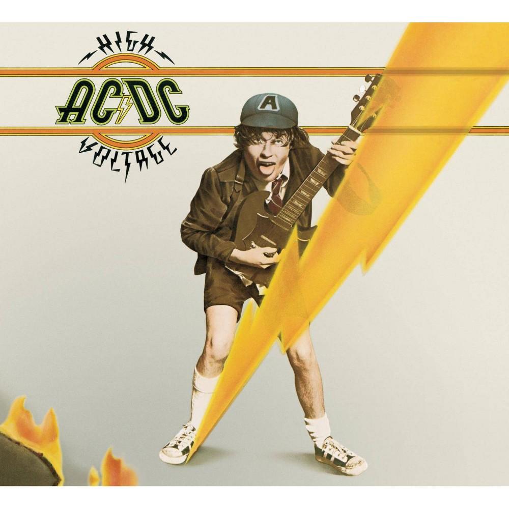 Ac Dc High Voltage Cd