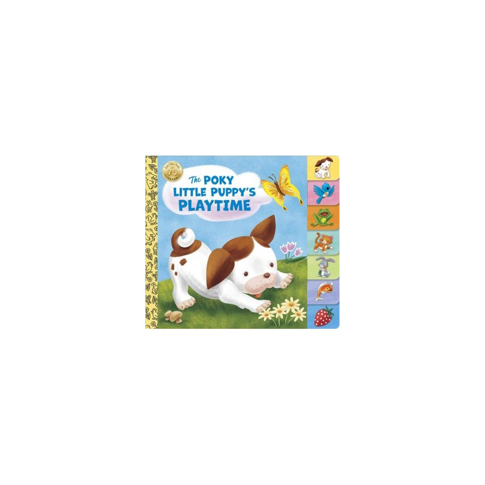 Poky Little Puppy's Playtime (Hardcover)