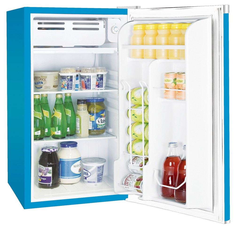Igloo 3.2 Cu. Ft. Compact Refrigerator - Blue