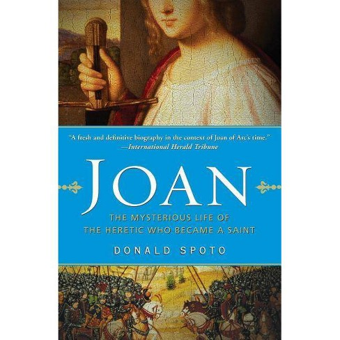 Joan - by  Donald Spoto (Paperback) - image 1 of 1