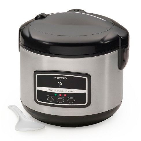 Presto® 16 Cup Digital Rice Cooker - 5813 - image 1 of 3