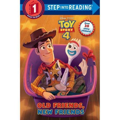 Disney/Pixar Toy Story 4 - Deluxe (Step Into Reading. Step 1) (Paperback) - by Natasha Bouchard