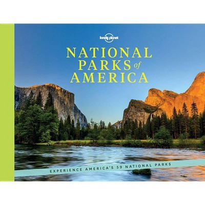 National Parks of America - (Lonely Planet) (Hardcover)