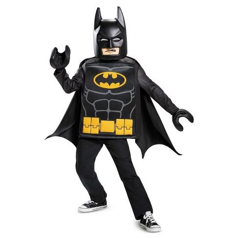 Kids' Batman Lego Movie Classic Costume - image 1 of 1