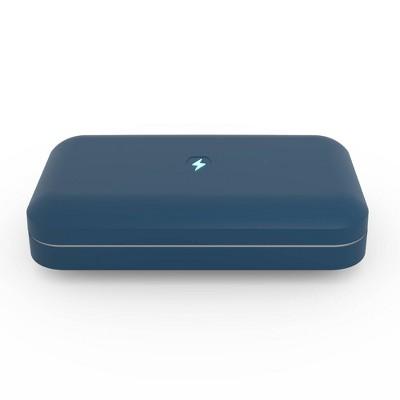 PhoneSoap Go UV-C Sanitizer & Portable Power Pack - Indigo