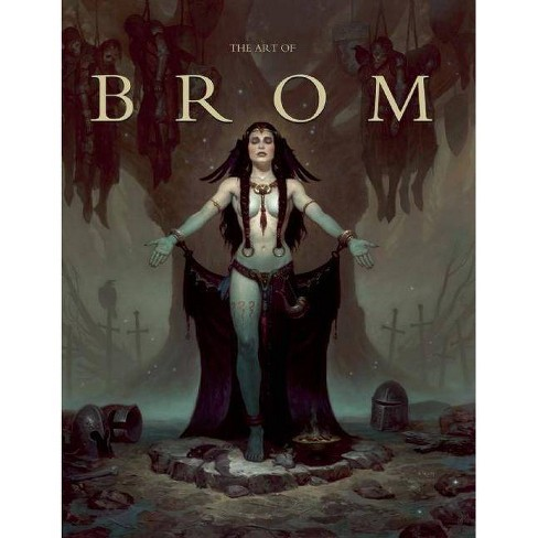 The Art of Brom - by  Gerald Brom (Hardcover) - image 1 of 1