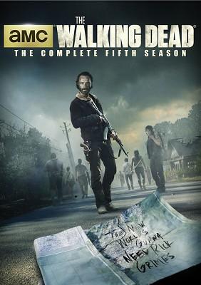 The Walking Dead: Season 5 (DVD)