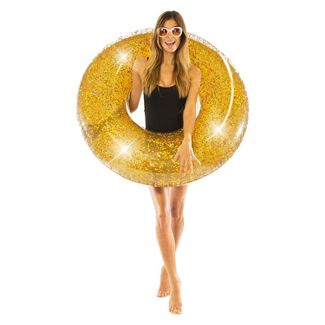 "PoolCandy Confetti Glitter Tube - Gold (48"")"