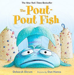 The Pout-Pout Fish (First Edition)by Deborah Diesen and Daniel X. Hanna (Board Book)by Deborah Diesen