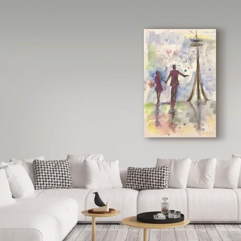trademark fine art 22 x 32 wendra seattle love canvas art target