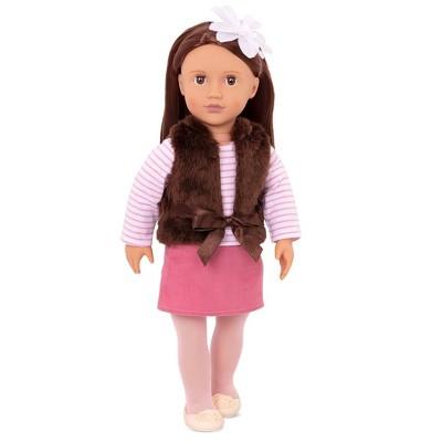 """Our Generation 18"""" Fashion Doll - Sienna"""