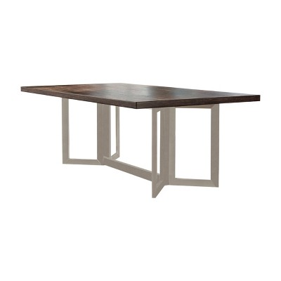 Cami Rectangle Wood Dining Table Brown - Abbyson Living