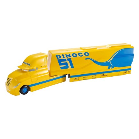 Disney Pixar Cars Cruz Ramirez's Hauler Playset - image 1 of 14