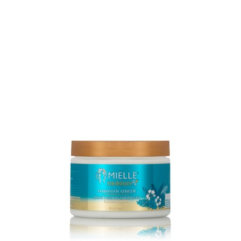 Mielle Moisture RX Hawaiian Ginger Moisturizing Overnight Conditioner - 12oz - image 1 of 3