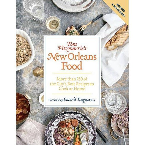 Tom Fitzmorris's New Orleans Food (Revised and Expanded Edition) -  (Paperback)
