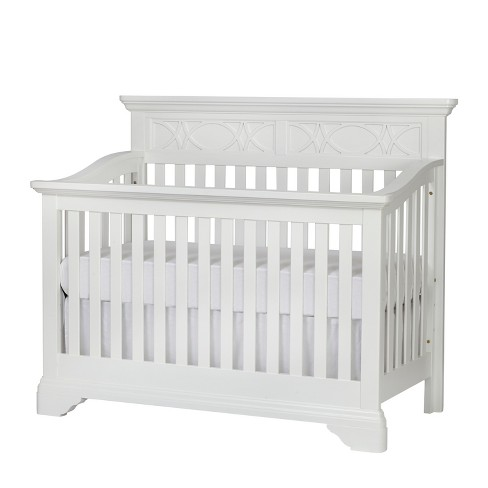 Baby Cache Haven Hill 4 In 1 Convertible Crib White Target
