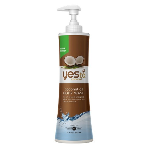 Yes to Coconut Bath and Shower Cleansing Oil - 9 fl oz - image 1 of 1