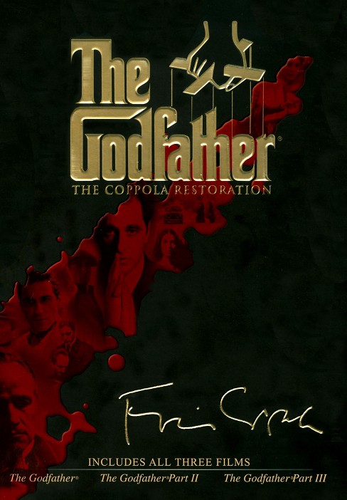The Godfather Collection [Coppola Restoration] [5 Discs] - image 1 of 1