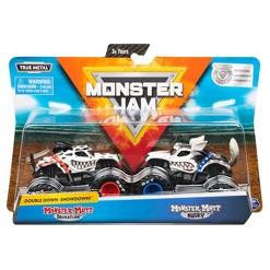 Monster Jam 1:64 - Monster Mutt Dalmatian vs Huskey - 2pk